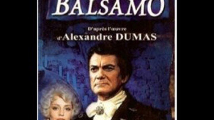 """"""" Жозеф Бальзамо """" ( приключения , часть 3 из 7 ) Франция , 1972 г ."""