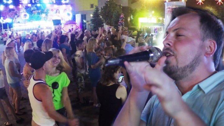 Нет слов, это было супер! Люблю петь на улице в караоке