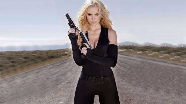 Пушки, телки и азарт. Комедия,триллер,криминал.