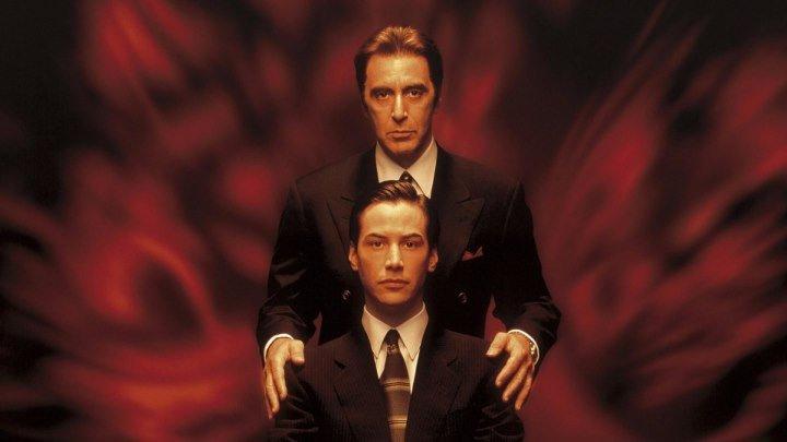 """""""Адвокат дьявола"""" _ (1997) Триллер, драма, детектив. (Full HD 1080p.)"""