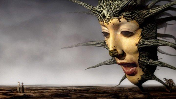 Зеркальная маска / Mirrormask [2005, фэнтези, приключения, драма, семейный]