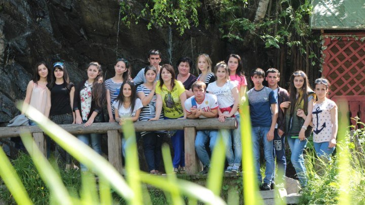 Школа Красноармейская выпуск 2016 г.11 класс