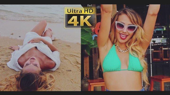 Irina & RUNO - Spinning Round - 2016 - Official Video - Ultra HD 4K - группа Танцевальная Тусовка HD / Dance Party HD
