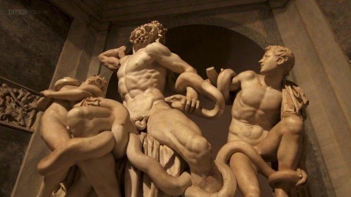 Сокровища Древней Греции (1-3 серии из 3) / Treasures of Ancient Greece [2015, документальный, исторический, искусство]