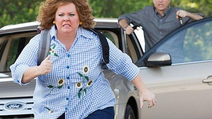 Трейлер к фильму - Поймай толстуху, если сможешь 2013 комедия.