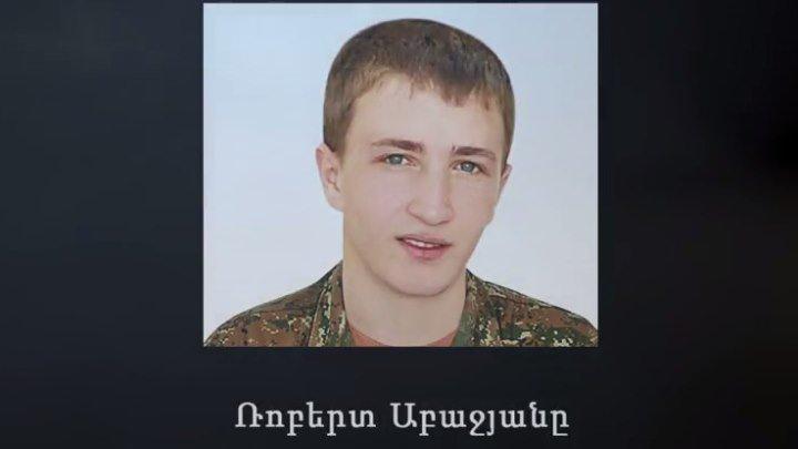 Закладка монумента на месте гибели солдат армянской армии в 4-х дневной войне.