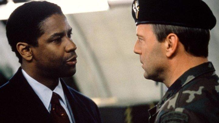 Осада (1998) боевик, триллер