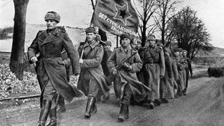 """БИТВА ЗА НАШУ СОВЕТСКУЮ УКРАИНУ.1943. Покажите этот фильм всем """"правильным"""" украинцам, истории не знающим. Никаких """"героев - бандеровцев""""!"""