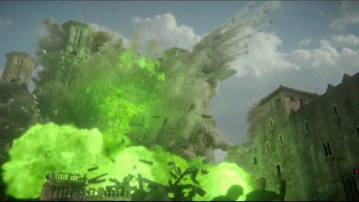 Серсея не является на суд и вместо этого уничтожает пол столицы.
