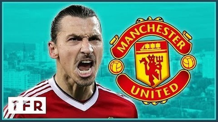 Zlatan Ibrahimović Welcome to Manchester United ● Best Skills & Goals