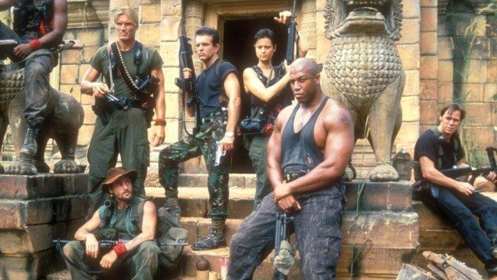 Солдаты фортуны (1994) боевик