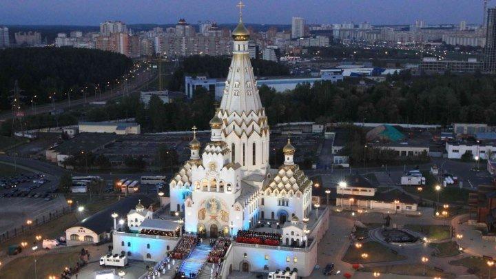 Первый престольный праздник в храме ВСЕХ СВЯТЫХ