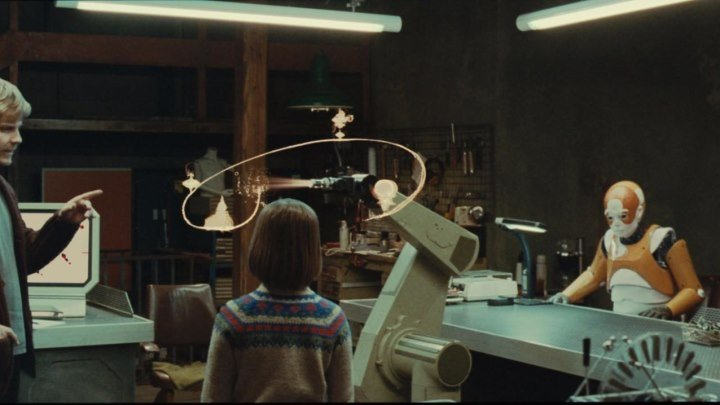Ева: Искусственный разум.Фантастика,фэнтези,драма.