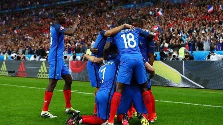 Франция 5:2 Исландия ¦ Чемпионат Европы 2016 ¦ 1⁄4 финала ¦ Обзор матча
