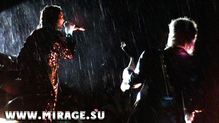 Я не шучу - Екатерина Болдышева и Алексей Горбашов (Мираж 90-х) Под проливным дождем