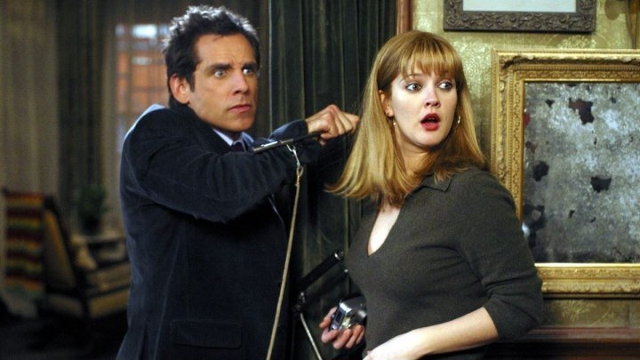 Дюплекс (2003) Комедия, Детектив.