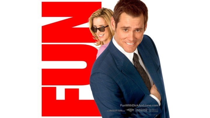 """Аферисты Дик и Джейн"" _ (2005) Комедия, криминал. (Full HD 1080p.)"