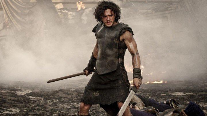 Помпеи (2014) смотреть онлайн (боевик, драма, мелодрама, приключения)