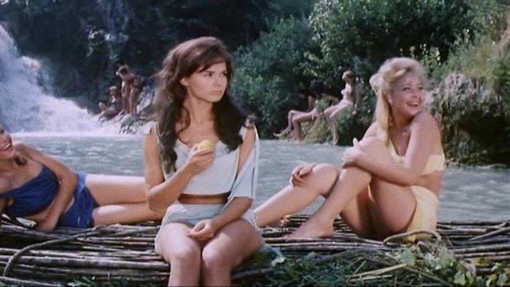 Похищение сабинянок (Италия, Франция, Югославия 1961) Исторический