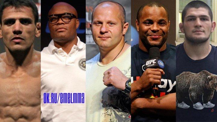 ★◈ℋტℬტℂTℕ ℳℳᗩ◈ Даниэль Кормье против Андерсона Сильвы на UFC 200, Хабиб поддержал Дос Аньоса ★