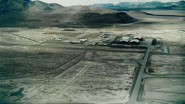 «Зона 51» - территория секретных экспериментов.