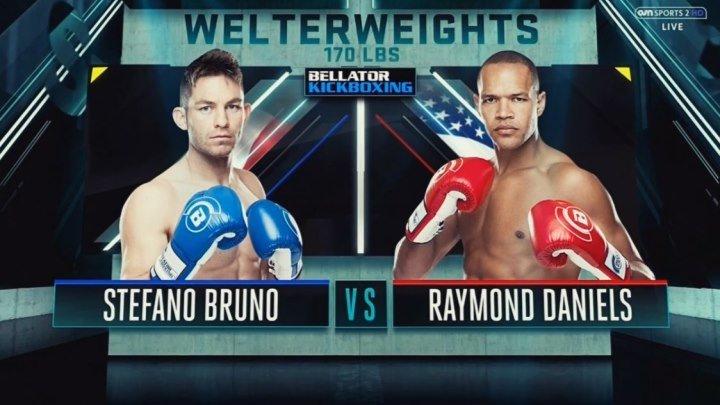 Дэниелс против Бруно