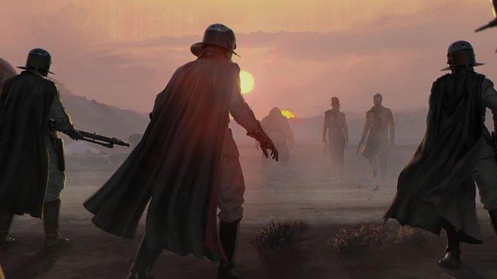 Взгляд в будущее вселенной Звёздных Войн в игровой индустрии от экспертов Electronic Arts! Очень любопытно и интригующе.