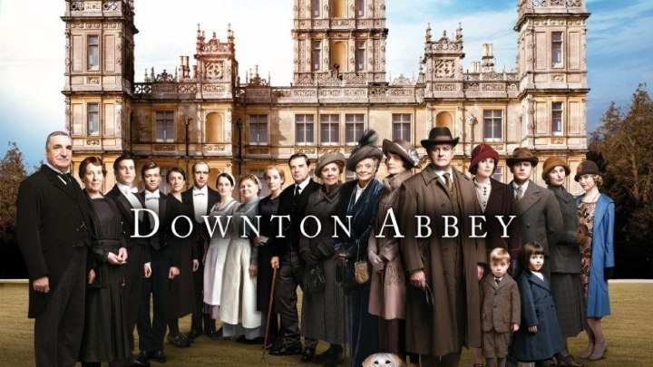 Аббатство Даунтон 6 сезон (1-8 из 8) / Downton Abbey (2015:Драма)