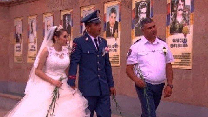 Սերժանտ Սարգսի ու Գավառի մանկատան 17-ամյա գեղեցկուհի Աշխենի սիրո պատմությունը