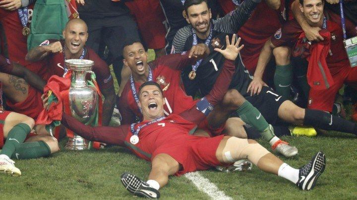 Церемония награждения Евро 2016