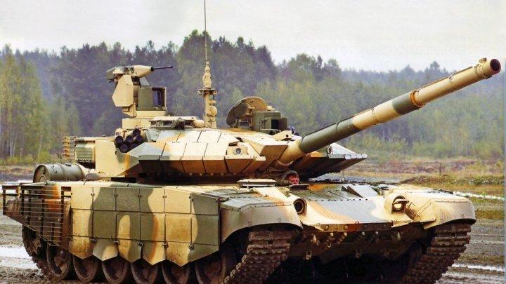 Т-90МС.ТАГИЛ.лучший из лучших..