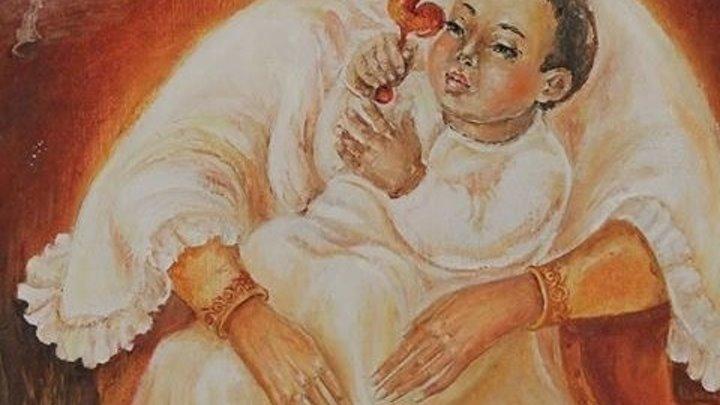 .«Ана туралы жыр» Қазақша караоке