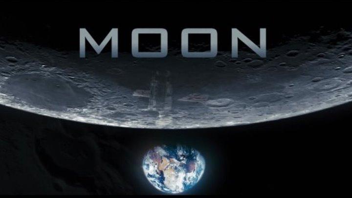 Луна 2112 - (Фантастика,Драма) 2009 г Великобритания