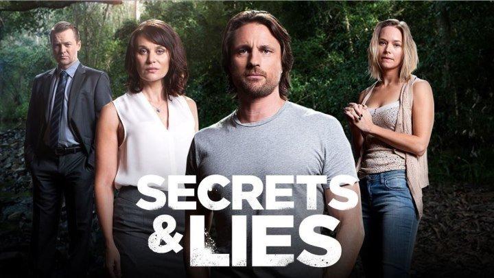 Тайны и ложь, 1-3 серия из 6 / Secrets & Lies [VictoryFilms] [2014, триллер, драма]