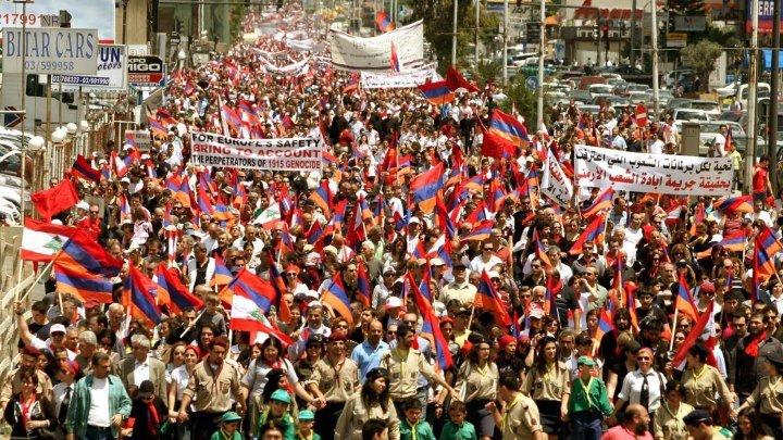 Армянские народные песни в Ливане