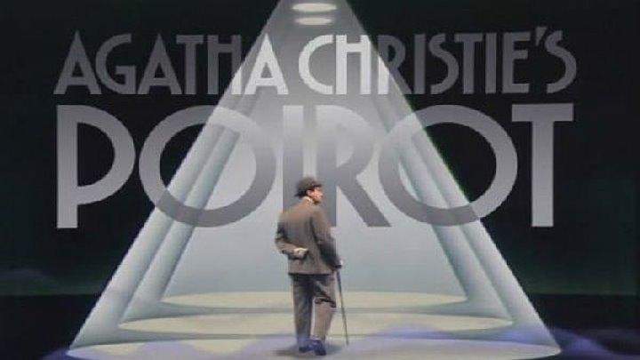 """Пуаро. 41. Кража драгоценностей в """"Гранд Метрополитен"""" (1993)"""