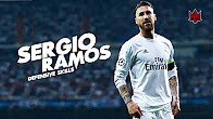 Sergio Ramos - Defensive Skills - 2016 HD