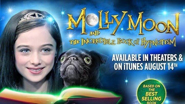 Молли мун и волшебная книга