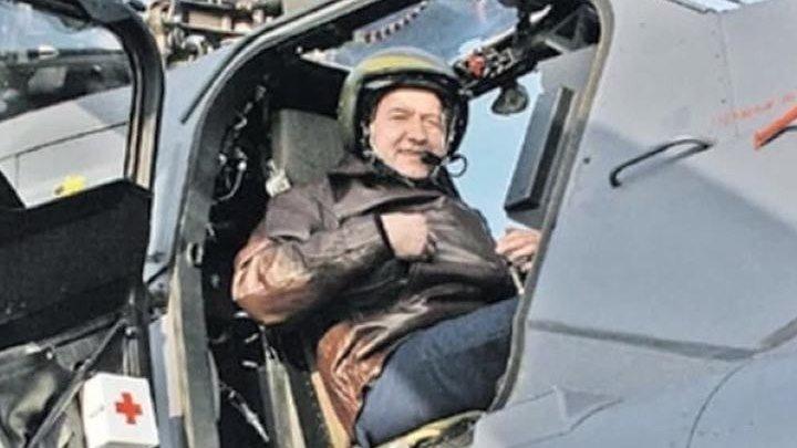"""Экипаж уничтоженного """"Ми-25"""" был застрахован, сам вертолет - нет"""
