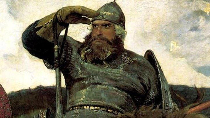Былины древней Руси. Тайны богатыря Ильи Муромца