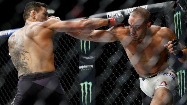 Рафаэл Дос Аньос - Эдди Альварес (07.07.2016) UFC Fight Night 90: Dos Anjos vs. Alvarez