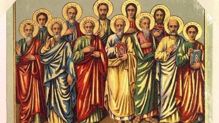 Апостолы (1-12 фильм из 12) 2014г