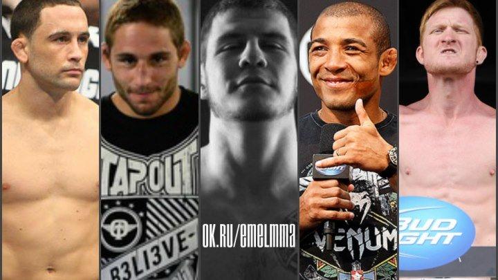 ★◈ℋტℬტℂTℕ ℳℳᗩ◈ Шпионы Жозе Альдо, боец UFC дисквалифицирован на 2 года ★