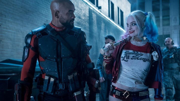 SUICIDE SQUAD Final Comic-Con Trailer 2016