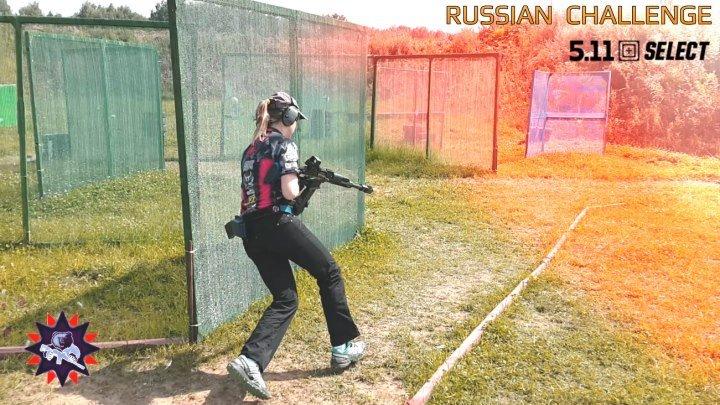 Tanya Korobeynik - 5.11 Russian Challenge Stage 4