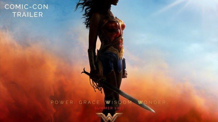 Чудо-женщина / Wonder Woman - Русский трейлер 2017