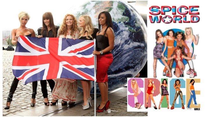 Spice World (The Spice Girls Movie) [1997, Великобритания,комедия, музыкальный,приключения,720p.]