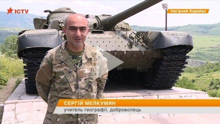 Украинский телеканал показал правду о Карабахском конфликте