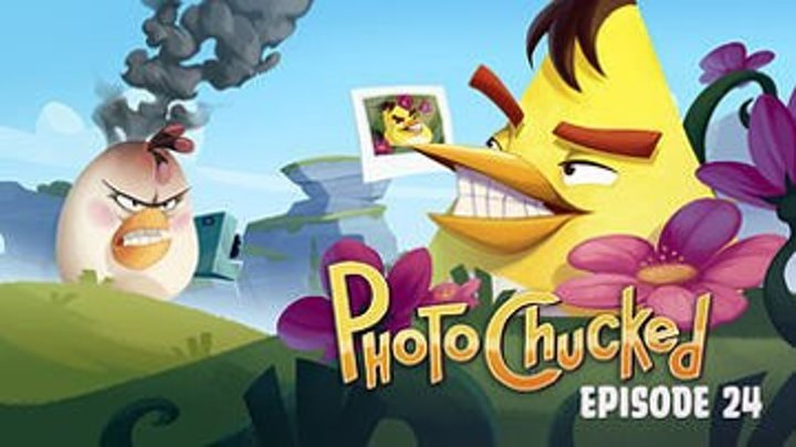 Angry Birds Toons - 102 Серия (3 Сезон 24 Серия)
