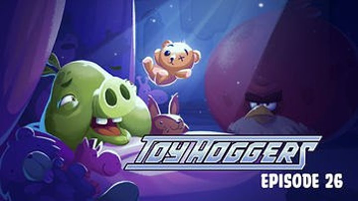 Angry Birds Toons - 104 Серия (3 Сезон 26 Серия)